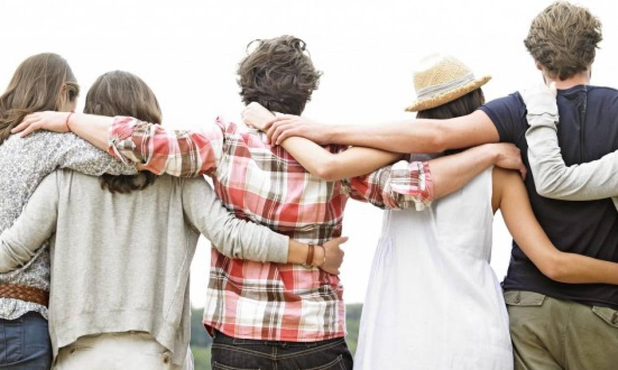 Όσοι έχουν φίλους, αντέχουν περισσότερο το σωματικό πόνο