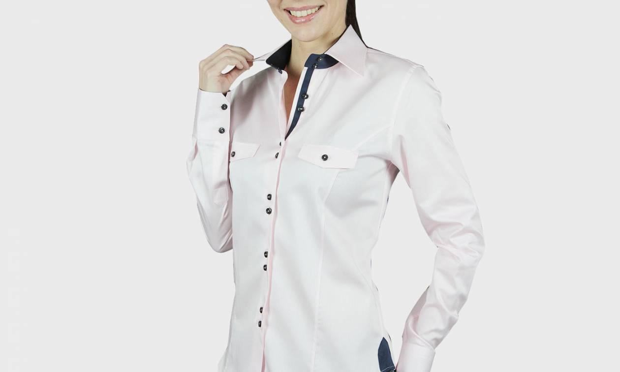 Τα κουμπιά στα γυναικεία πουκάμισα είναι ανάποδα από τα αντρικά - Μάθε γιατί!