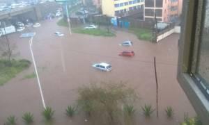 Κένυα: Κατέρρευσε εξαώροφο κτίριο – Φόβοι για πολλούς παγιδευμένους (video)