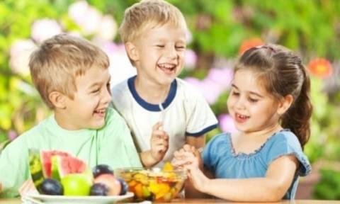 Οκτώ υγιεινές συνήθειες που πρέπει να υιοθετήσει το παιδί
