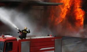 Νεκροί ένας άντρας και μια γυναίκα σε πυρκαγιά στην Μάνδρα Αττικής