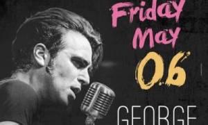 Ο George Zervos live στο Bourbon Bar
