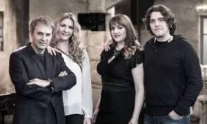 Ο Γιώργος Νταλάρας για ακόμα μία συναυλία στην Ακτή Πειραιώς