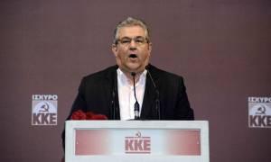 Κουτσούμπας: Δεν αποκλείεται ούτε το ενδεχόμενο των εκλογών