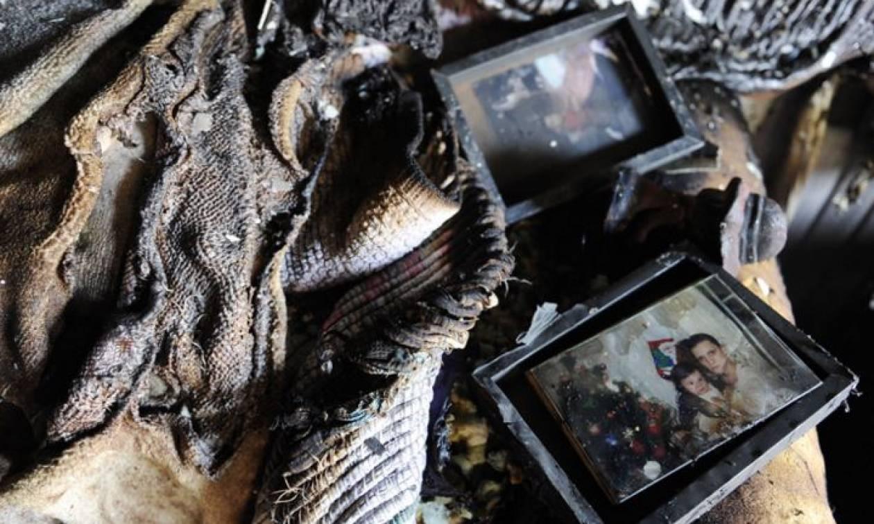 Τραγωδία στον Άγιο Δημήτριο: Συγκλονιστικές φωτογραφίες απο το διαμέρισμα