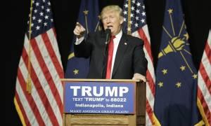 Προεδρικές εκλογές ΗΠΑ 2016: Αισιόδοξος ο Τραμπ για την Ιντιάνα