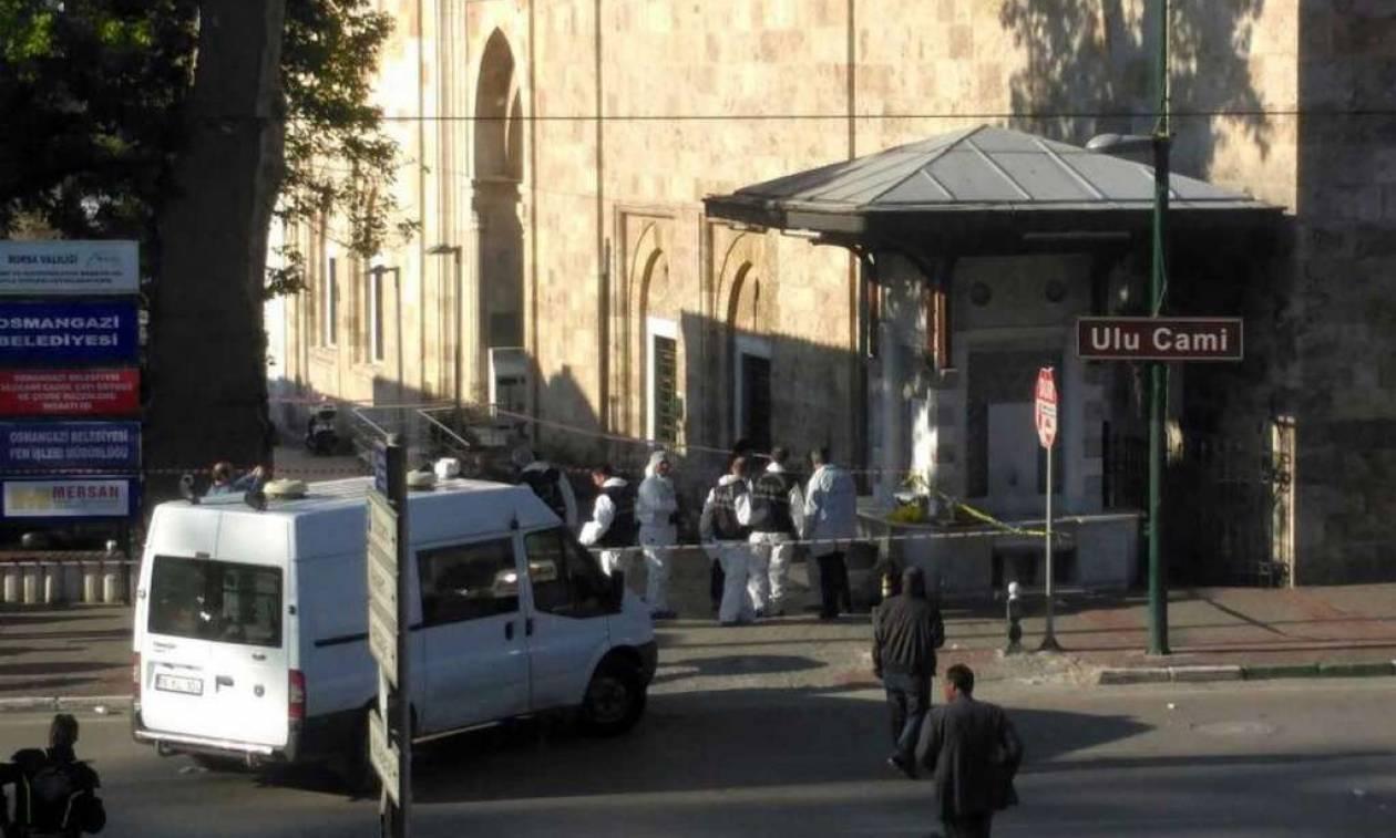 Τουρκία: Ανάληψη ευθύνης για την επίθεση καμικάζι στην Προύσα