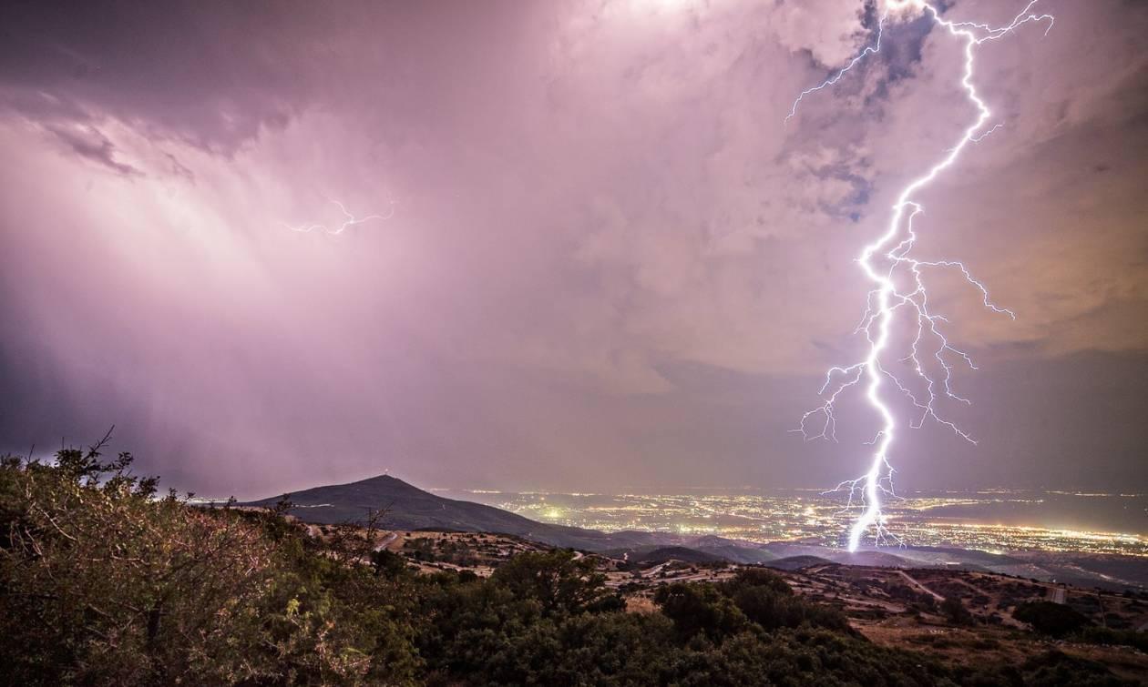 Αγριεύει ο καιρός - Ποιες περιοχές θα πλήξει η κακοκαιρία