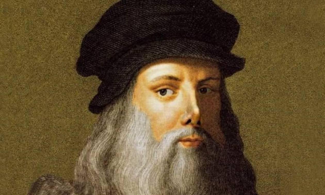 Σαν σήμερα το 1519 πεθαίνει ο Λεονάρντο Ντα Βίντσι