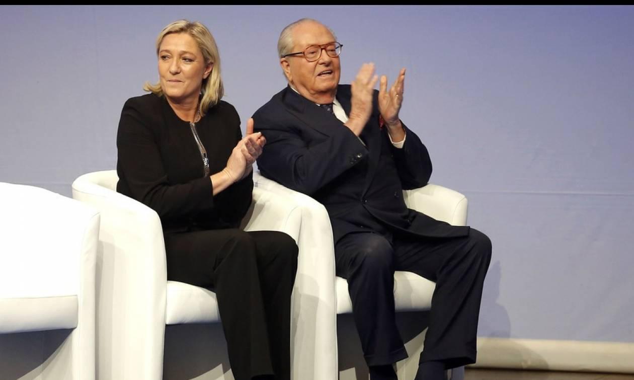 Γαλλία: Ο Ζαν-Μαρί Λεπέν προβλέπει ήττα της κόρης του στις προεδρικές εκλογές