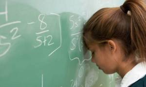 Γιατί τα μαθηματικά δυσκολεύουν περισσότερο τα κορίτσια;