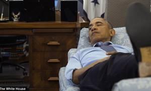 Τι θα κάνει ο Ομπάμα όταν συνταξιοδοτηθεί – Το χιουμοριστικό βίντεο του Πλανητάρχη