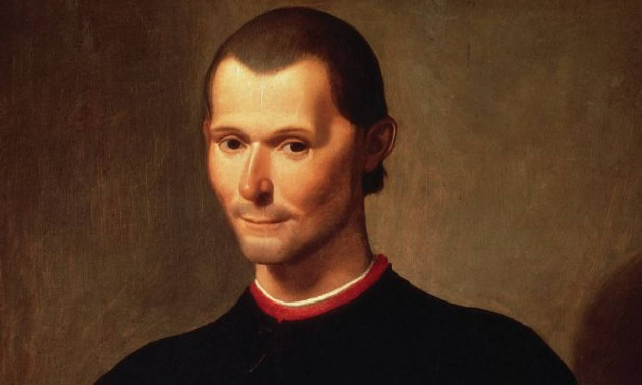 Σαν σήμερα το 1469 γεννιέται ο Νικολό Μακιαβέλι