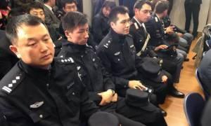 Ιταλία: Κινέζοι αστυνομικοί θα περιπολούν σε Ρώμη και Μιλάνο!