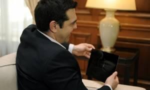Κρίσιμη σύσκεψη Τσίπρα για τις επόμενες κινήσεις μέχρι το Eurogroup της 9ης Μαΐου