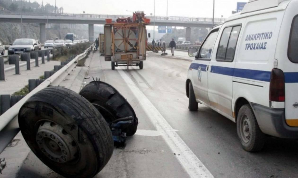 Θανατηφόρο τροχαίο με φορτηγό στη Μεσσηνία