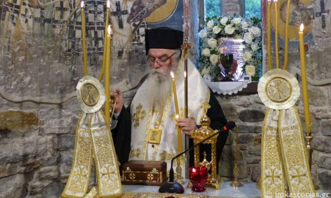 Μητροπολίτης Καστοριάς: Ο Άγιος Γεώργιος να προστατεύει την πατρίδα μας