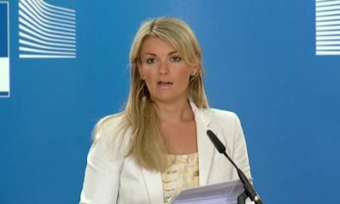 Greece has still to deal with some insufficiencies at its external borders, says Mina Andreeva