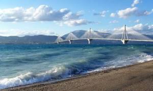Εκπληκτικό: Tι «κρύβεται» κάτω από τη γέφυρα Ρίου - Αντιρρίου (video)