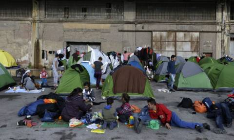 Greece: 54,042 identified migrants and refugees in the country on Tuesday