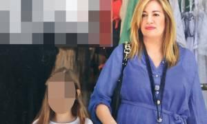 Φώφη Γεννηματά: Σπάνια έξοδος με τα παιδιά της
