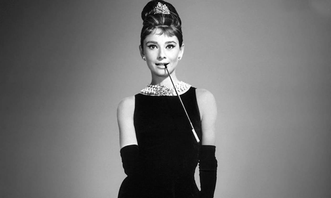 Σαν σήμερα το 1923 γεννήθηκε η ηθοποιός Όντρεϊ Χέπμπορν
