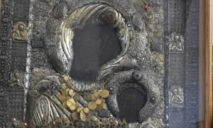 Μητρόπολη Λαγκαδά: Τιμήθηκε η εύρεση της  εικόνας της Παναγίας της Πορταϊτίσσης (pics)