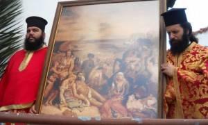 Άγιος Μηνάς Χίου: 194 χρόνια από τη μεγάλη σφαγή στη Μονή
