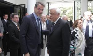 Κυριάκος για Παυλόπουλο: Μην παρερμηνεύουμε, ο Πρόεδρος στηρίζει την Ελλάδα στην Ευρώπη