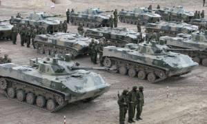 Με τρεις νέες μεραρχίες απαντά η Ρωσία στο ΝΑΤΟ