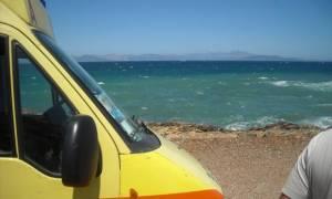 Τραγωδία στη Χερσόνησο: Τον πρόδωσε η καρδιά του στην παραλία
