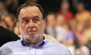 Λαφαζάνης: Αυτονόητη η δήλωση Παυλόπουλου για το ευρώ