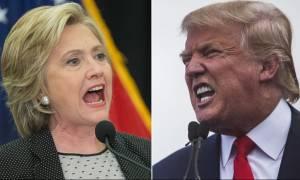 Χίλαρι: Ανεξέλεγκτος ο Τραμπ, επικίνδυνη η υποψηφιότητά του