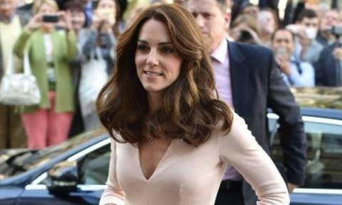 Η Kate Middleton μιλά για το νέο «μέλος» στην οικογένειά τους