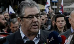 Ασφαλιστικό: Κουτσούμπας – Η κυβέρνηση ΣΥΡΙΖΑ – ΑΝΕΛ τρέμει τη λαϊκή οργή