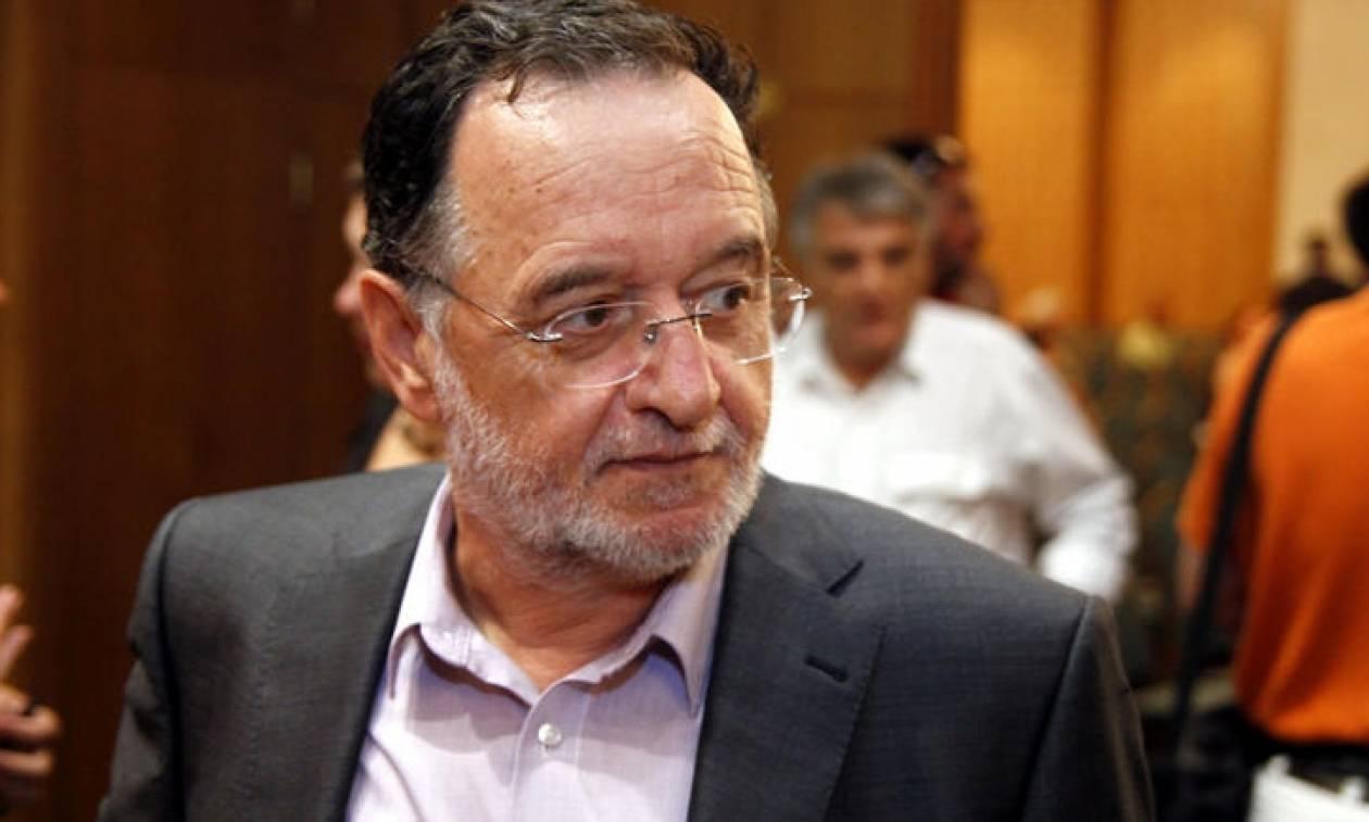 Λαφαζάνης: Καταθέτουμε μήνυση για τις τρεις ανακεφαλαιοποιήσεις των τραπεζών