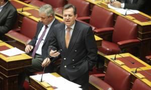 Ασφαλιστικό: «Καταπέλτης» ο Νικολόπουλος στις Επιτροπές της Βουλής