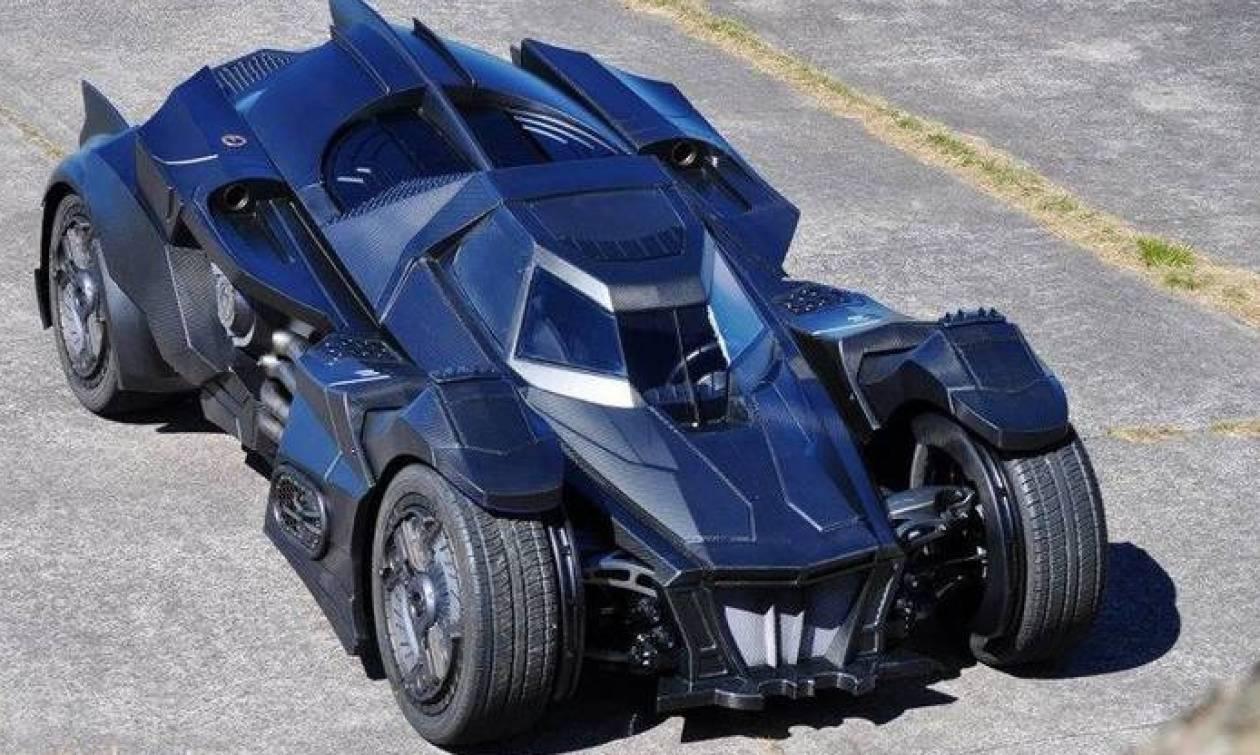 Gumball 3000: Το αυτοκίνητο του Μπάτμαν μπαίνει στο ευρωπαϊκό ράλι των πλουσίων