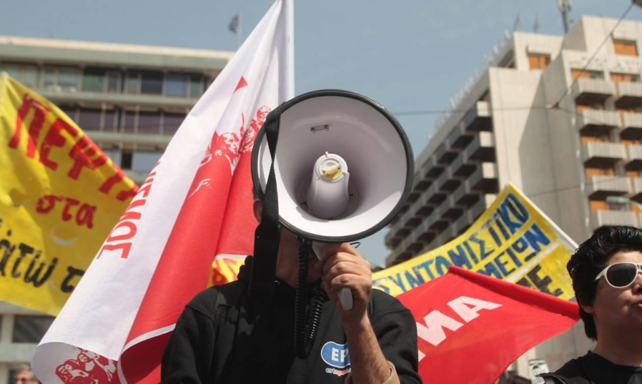 Ασφαλιστικό - Απεργία: Παραλύει η χώρα - Όλοι στους δρόμους για το Ασφαλιστικό