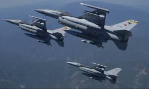 Συναγερμός: Οπλισμένα τουρκικά μαχητικά στο Αιγαίο