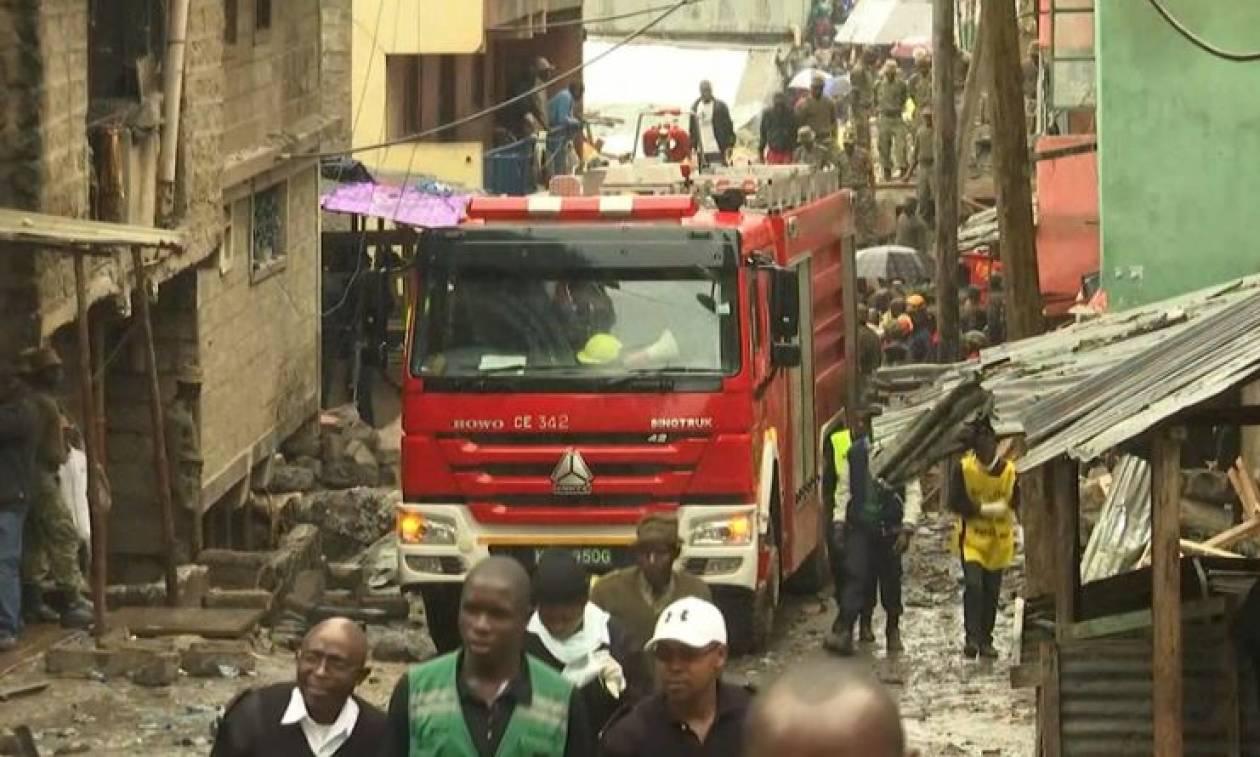 Κένυα: Τρεις ακόμη άνθρωποι διασώθηκαν από τα συντρίμμια του κτηρίου στο Ναϊρόμπι