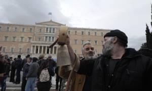 Ασφαλιστικό: Στην Αθήνα οι αγρότες - Κάλεσμα για συλλαλητήριο στις 7 Μαΐου