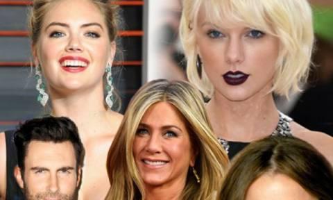 Έρευνα για την αυτοϊκανοποίηση: Με αυτούς τους stars ερεθίζεται ο περισσότερος κόσμος