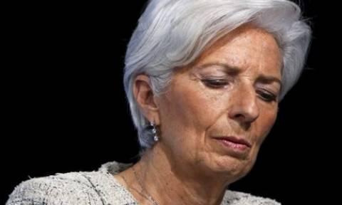 Η Λαγκάρντ «τινάζει στον αέρα» το Eurogroup της Δευτέρας