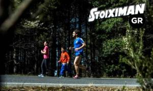 Η Stoiximan μεγάλος χορηγός του Skiritida Run