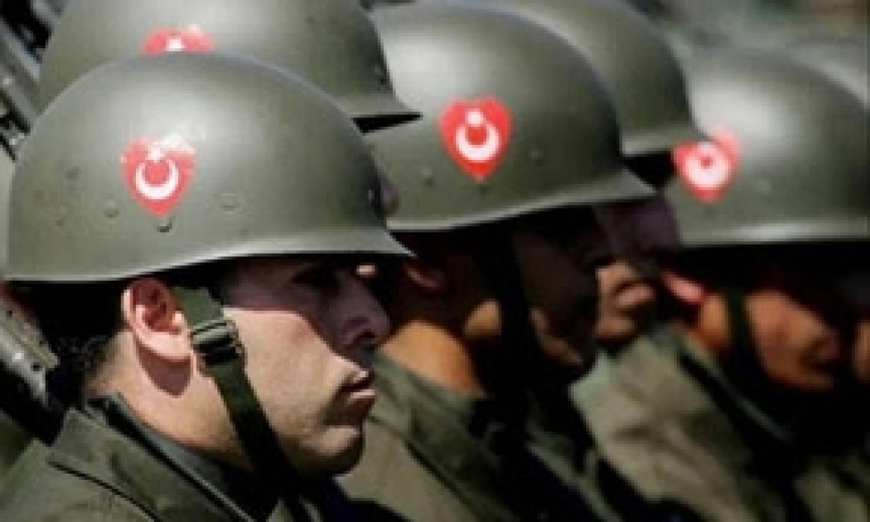 Πόσοι είναι οι ένστολοι στον στρατό της Τουρκίας