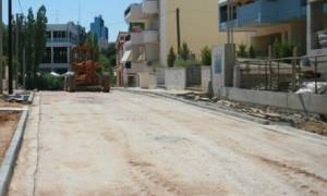 Δήμος Αμαρουσίου: Ασφαλτοστρώσεις σε δρόμους