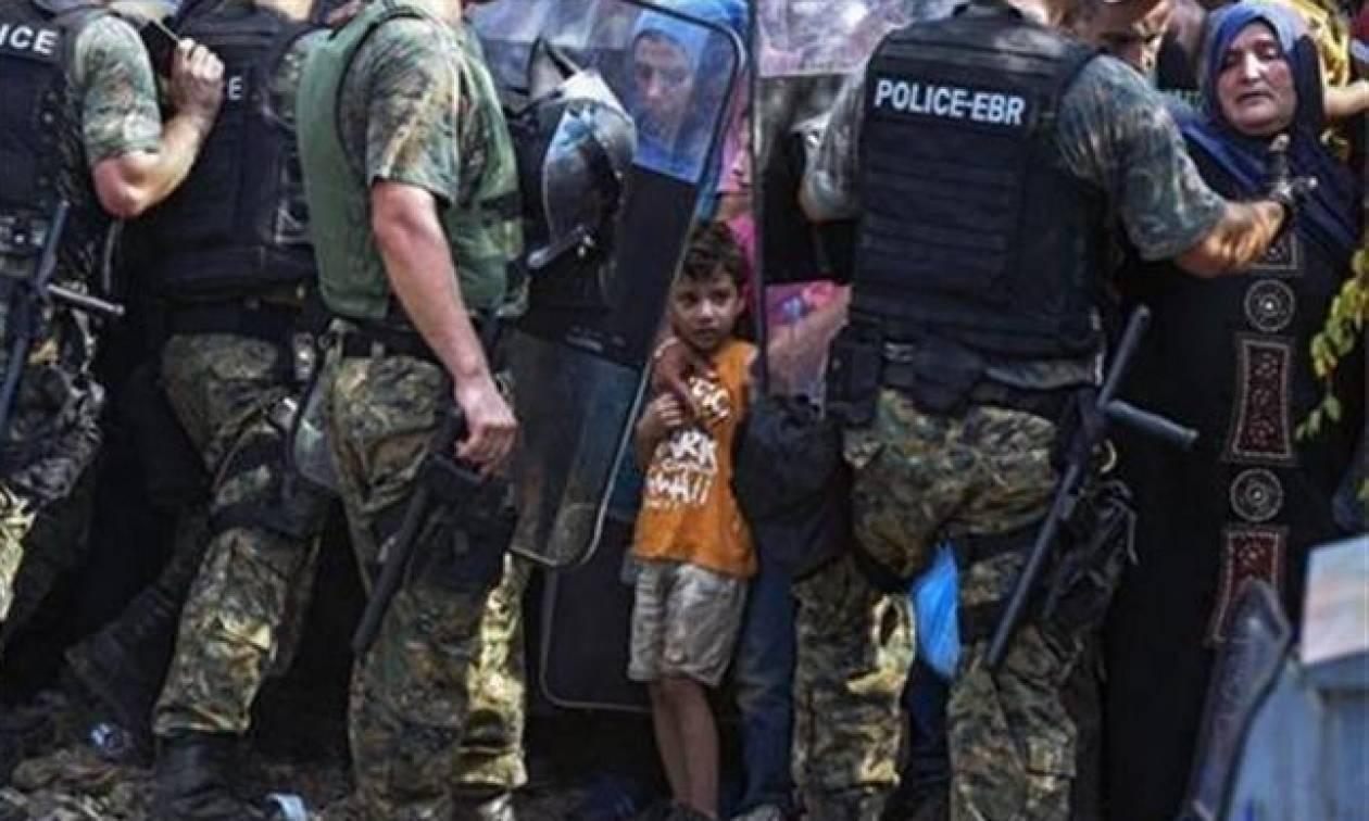 Στρατός και αστυνομία ζητούν τα δεδουλευμένα από την κυβέρνηση των Σκοπίων