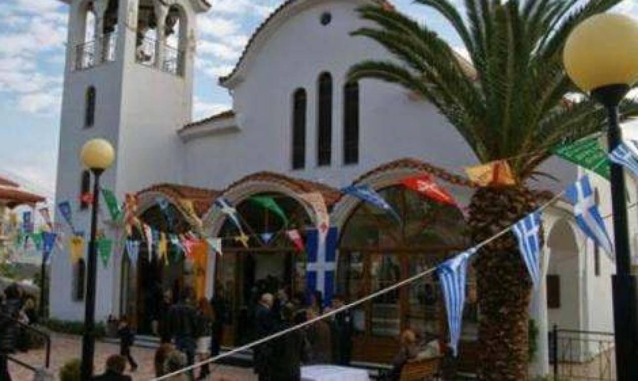 Διέρρηξαν τον Ναό του Αγίου Μηνά στην Ηγουμενίτσα -Εκλεψαν τη θήκη και το λείψανο του Αγίου