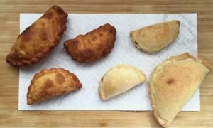 Συνταγή για την αργεντίνικη ζύμη Embanada